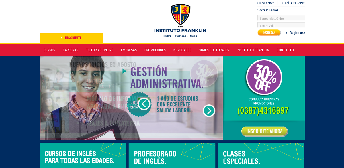Instituto de Ingles Franklin